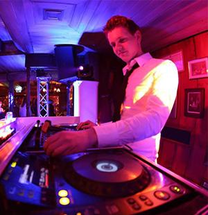 Feest DJ Sipke